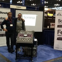 SKnote a New York AES 2013